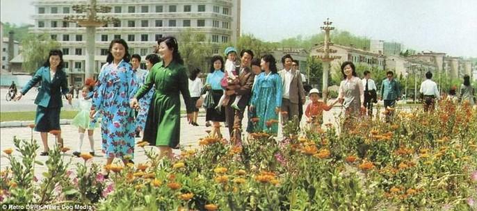 Hình ảnh hiếm hoi về Triều Tiên những năm 1970-1980 - Ảnh 14.