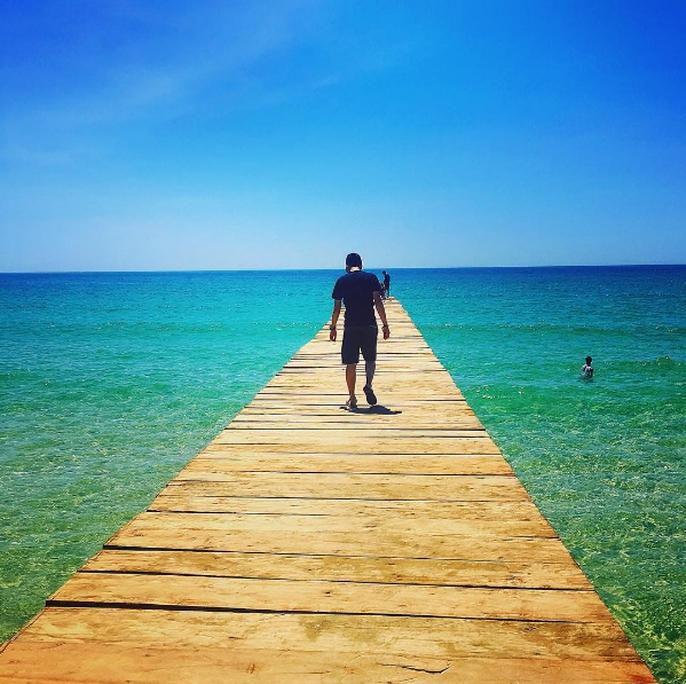 Hoang đảo đẹp khó tin ở Quy Nhơn, ngỡ như trời Tây - Ảnh 2.