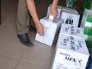 Tạm giữ gần 7.300 chai rượu Voka Men nghi giả