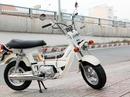 Honda Chaly 50 - kỷ vật hiếm hoi ở Sài Gòn