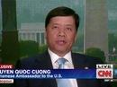 Đại sứ Việt Nam tại Mỹ: Không thể chấp nhận hành động của Trung Quốc