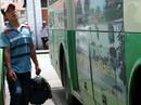 Gỡ vướng quảng cáo trên xe buýt