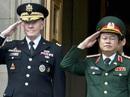 Đại tướng, Chủ tịch Hội đồng Tham mưu trưởng Liên quân Mỹ thăm Việt Nam