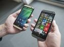 One M8 chạy WP thời lượng pin tốt hơn bản Android