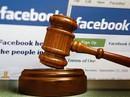 Facebook lại ra tòa