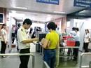 Nữ khách giả giấy tờ nhân thân đi máy bay Vietnam Airlines