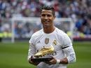 Ronaldo: Chân sút vĩ đại trong lịch sử Real Madrid