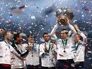 Thể thao Anh tôn vinh người hùng Davis Cup Murray
