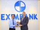 Eximbank nhận giải thưởng STP Award