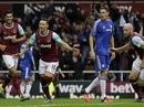 Chelsea gục ngã tại Upton Park, Mourinho lâm nguy