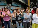 Venezuela: Biểu tình đòi thức ăn gần phủ tổng thống