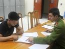 Thanh niên cướp xe máy trốn sang Lào đã ra đầu thú