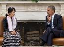 Mỹ nới lỏng trừng phạt kinh tế Myanmar
