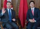 Ngoại trưởng Trung Quốc bị phản ứng vì mắng phóng viên Canada