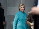 """Bộ Tư pháp Mỹ """"tha"""" bà Clinton vụ email"""
