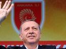 """Erdogan: Tổng thống """"rắn tay"""""""
