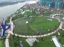 Khám phá công viên ven sông lớn nhất Sài Gòn