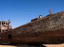"Đội tàu ""ma"" trên sa mạc Aralkum?"