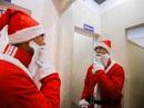 """Một ngày của """"ông già Noel"""" chuyên nghiệp"""