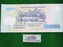Tờ 500.000 đồng kích thước khủng giá 5 triệu đồng