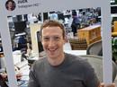 """Sợ bị tấn công, CEO Facebook dán kín bộ phận """"nhạy cảm"""" trên laptop"""