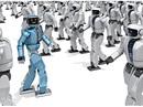 Trong tương lai gần, lãi suất sẽ giảm mạnh vì... Robot