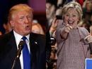 """Ông Trump bị bà Clinton bỏ xa, đảng Cộng hòa """"ghẻ lạnh"""""""