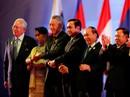 ASEAN quan ngại đảo nhân tạo