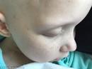 Phép màu cho bé gái trong bức ảnh sợi lông mi cuối cùng