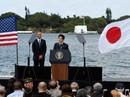 """""""Lời hứa thiêng liêng"""" của Thủ tướng Nhật tại Trân Châu Cảng"""