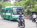 Trợ giá xe buýt tuyến 102 vẫn mập mờ