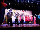 """CNVC-LĐ tham gia hội diễn """"Tổ quốc và tình yêu"""""""