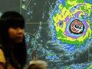 Siêu bão Nepartak lướt nhanh về Đài Loan