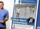 """Facebook trả lại công bằng cho """"Em bé Napalm"""""""