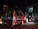 Cảnh vệ ông Hun Sen dọa tiếp tục vây trụ sở đảng đối lập