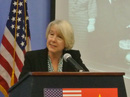 Giám đốc Peace Corps Mỹ đến Việt Nam
