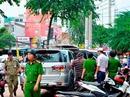 Khách nước ngoài tử vong trên ô tô ở TP HCM