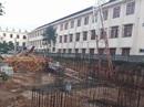 Sập cần cẩu đè chết học sinh: Công trình chưa được cấp phép