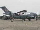 Trực thăng Marine One của Tổng Thống Obama đến Nội Bài