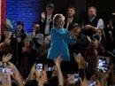 Bà Clinton rộng cửa vào Nhà Trắng