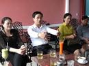 Lãnh đạo Quảng Ngãi uống cà phê định kỳ với doanh nhân