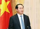 Chủ tịch nước nói về hợp tác quốc phòng với Pháp