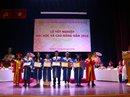 HUFLIT trao bằng tốt nghiệp cho 1.050 tân cử nhân