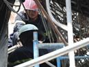 Bộ xây dựng kiểm tra công trình bị sập khiến 2 người chết tại Vũng Tàu
