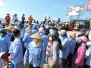 Chặn xe tải, phản đối dẹp hàng rong ở Bãi Sau