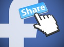 Sức mạnh của nút share Facebook