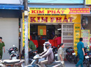 Táo tợn cướp tiệm vàng ở quận Tân Phú