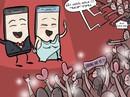 Năm thăng trầm của smartphone qua góc nhìn hài hước