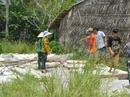 Sập tường nhà hoang, 2 học sinh chết thảm