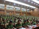 Bộ Công an: Tập trung phòng chống khủng bố, kích động biểu tình